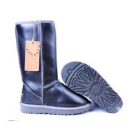 blue ugg classic metallic tall boots 5812 Outlet UK