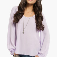 What A Zip Blouse $42