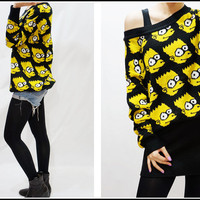 Simpson Pattern Sweater