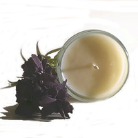 Eucalyptus and Sage - NEW for 2013, pure essential oil aromatherapy soy candle