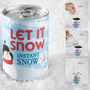 LET IT SNOW -INSTANT SNOW IN A CAN