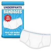Amazon.com: Accoutrements Underpants Bandages: Health &amp; Personal Care