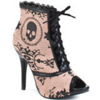 Lacey Days Bootie - Blush, Iron Fist, &amp;#36;59.99, FREE 2nd Day Shipping!