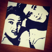 Jack and Finn Harries Pop Art