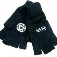 ROCKWORLDEAST - HIM, Gloves, Logo & Heartagram