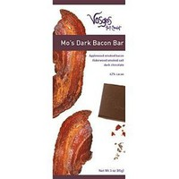 Vosges Haut Chocolat, Mo's Bacon Bar (3oz Bar): Amazon.com: Grocery & Gourmet Food