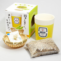 Grow Your Own Edamame Kit | Shop Stocking Stuffers Now | fredflare.com