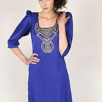 gypsy dress by nina bon bina | notonthehighstreet.com