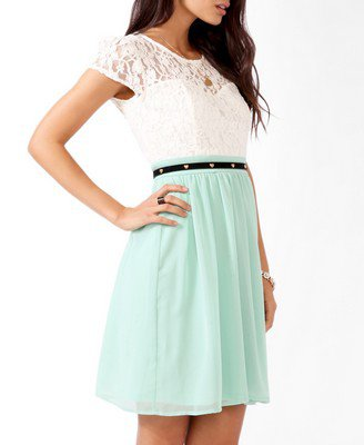 Related Keywords & Suggestions for Mint Green Lace Dress Forever 21