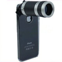 Amazon.com: 8x Zoom Mobile Phone Telescope Camera Lens for Apple Iphone 5: Cell Phones & Accessories