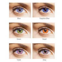 Colored Contact Lens- FOLLOW ME AND ENJOY<3