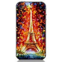 Eiffel Tower Case for iPhone 4 4S SJK0004 from lovely girls