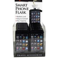 Amazon.com: Premium Cell Smart Phone Iphone Style Alcohol Liquor Flask Looks Real: Everything Else