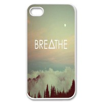 Amazon.com: Apple iPhone 4 4G 4S Breathe Forest Pyramid Hipster Retro Vintage WHITE Sides Slim HARD Case Skin Cover Protector Accessory Vintage Retro Unique AT&T Sprint Verizon Virgin Mobile: Cell Phones & Accessories