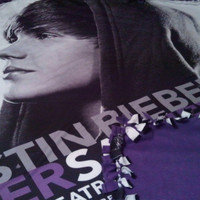 Justin Bieber Fleece Blanket