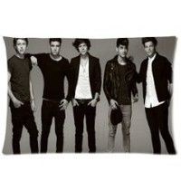 "The Best Collection - Cutom One Direction Pillowcases Personalized Photo Logo Pillow Case 20""x30"" CC3178"