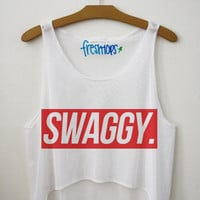 Swaggy Crop Top | fresh-tops.com