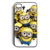 Amazon.com: Despicable Me Hard Snap on Case Cover for Apple iPhone 4 Iphone 4s Cellphone Case: Cell Phones &amp; Accessories