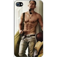 Amazon.com: Channing Tatum Iphone 4 / Iphone 4S: Everything Else