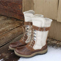 $68.00 Alpine Snow Boots, Sweet Country Inspired Shoes