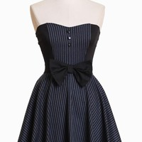 be true to yourself strapless dress by Steady Clothing at ShopRuche.com, Vintage Inspired Clothing, Affordable Clothes, Eco friendly Fashion
