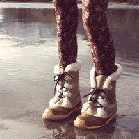 Vintage Snow Boots, Wommmmen&#x27;s Vintage Clothing