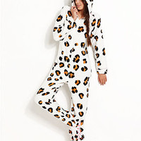 Jenni Pajamas, Footed Hooded Pajamas - Womens Lingerie - Macy's
