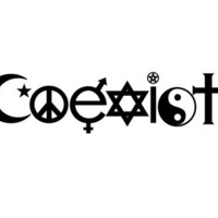 Car Decal - Vinyl Home Decor - Coexist
