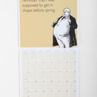 Urban Outfitters - Someeecards 2013 Wall Calendar By Time Factory
