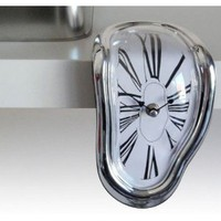 Amazon.com: Time Warp Shelf Clock: Home & Kitchen