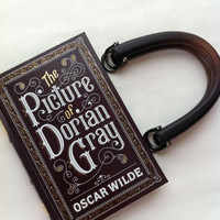 The Picture of Dorian Gray Book Purse PREORDER by NovelCreations