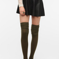 Urban Outfitters - SOLD Design Lab Faux Suede Skirt