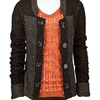 BKE Wool Blend Cardigan Sweater - Women's Sweaters | Buckle