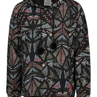 Volcom Space Rocker Slacker Sweatshirt - Women&#x27;s Hoodies | Buckle