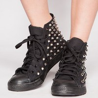 Studded Hi Sneakers [Bil8671] - $98 : Pixie Market, Fashion-Super-Market