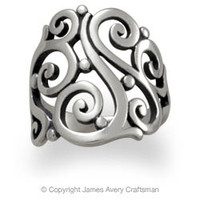 Open Sorrento Ring from James Avery