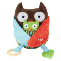 Skip Hop Treetop Owl Activity Toy