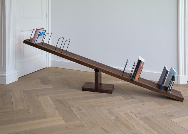 See-Saw Bookshelf SHINE | BCXSY
