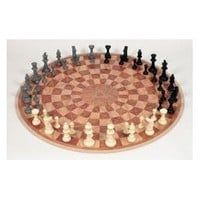 Chess 3 Man: Toys & Games