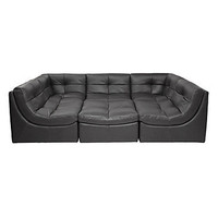 Z Gallerie - Cloud Modular Sectional - Grey