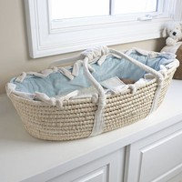 Beach Baby Moses Basket, Moses Baskets, Bedding for Children