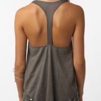 UrbanOutfitters.com &gt; Ecote Embroidered Swing Tank Top