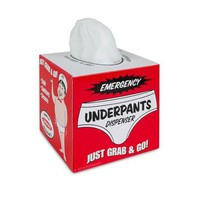 Accoutrements Emergency Underpants Dispenser