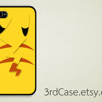 Case iPhone 4 Case iPhone 4s Case iPhone 5 Case cartoon pokemon pikachu