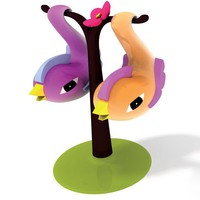 Salt &amp; Pepper Set Paradise Birds | Alessi Shop