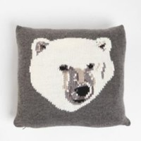 UrbanOutfitters.com > PJ by Peter Jensen Polar Bear Pillow