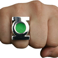 Product Details: Green Lantern Ring