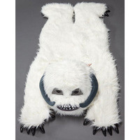 ThinkGeek :: Star Wars Wampa Rug