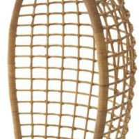 One Kings Lane - Overbey & Dunn - Bamboo Hanging Chair