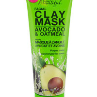 Avocado & Oatmeal Facial Clay Mask :: Freeman Beauty